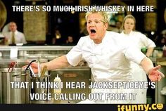 These 29 Memes Of Gordon Ramsay Insulting People Are Too Damn Funny Really Funny Memes, Stupid Memes, Stupid Funny Memes, Funny Relatable Memes, Funny Stuff, Funny Shit, Funny Pics, Random Stuff, Funny Irish Memes