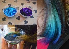 Chula y Fashion: ¿Como teñirse el cabello con papel crepé? http://www.guiasdemujer.es/browse?id=6439&source_url=http://chulayfashion.blogspot.com.ar/2014/04/como-tenirse-el-cabello-con-papel-crepe.html