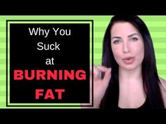 Why You Suck at Burning Fat & Why You Suck at Intermittent Fasting Weight Loss Plans, Fast Weight Loss, Diet Diary, Intermittent Fasting, Body Weight, Fat Burning, Burns, How To Plan, Youtube