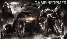 Batman Arkham Knight | Batman: Arkham Knight GameInformer cover - Batman: Arkham Knight ...