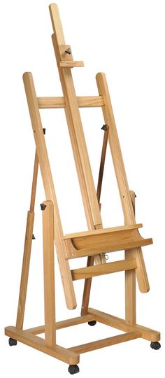 Art Shed Online - Mont Marte Tilting Studio Easel Beech Wood, $299.00 (http://www.artshedonline.com.au/mont-marte-tilting-studio-easel-beech-wood/)