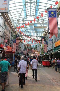 Petaling Street Kuala Lumpur (Chinatown) |