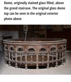 Historic Architecture, Grand Staircase, Glass Domes, Stained Glass, Exterior, Canning, The Originals, Grand Stairway, Stained Glass Windows