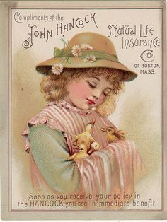 Advertising trade card, c. 1882