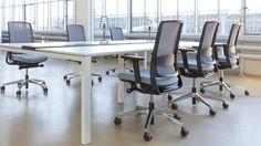 Wij hebben ons assortiment verder gecompleteerd met de nieuwe Gispen Zinn bureau- en conferentiestoelen!