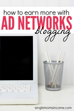 Making money with ad networks is completely possible even if you aren't getting a million pageviews per month. Here's some key information you should know on ad networks plus how to earn more. http://singlemomsincome.com/making-money-with-ad-networks/
