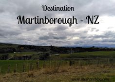 Destination Martinborough New Zealand - Click to find out more about this wonderful destination!