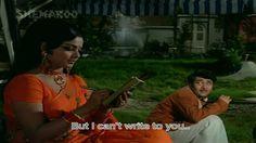 Song : Gum hai kisi kay pyar main  Movie : RAMPUR KA LAKSHMAN