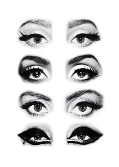 Lady GaGa s eye makeup  Indie Punk Goddess the top two! 744cc24a7c8d