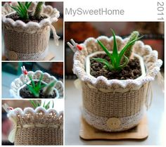 Simple crocheting       ♪ ♪ ... #inspiration_crochet #diy GB      ♪ ♪... #inspiration #diy #crochet  #knit GB  http://www.pinterest.com/gigibrazil/boards/