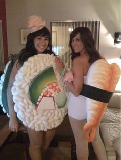 3072442d96 34 Best Wearable Sushi images | Japanese food, Party, Costume ideas