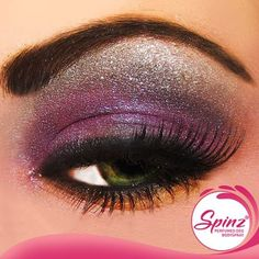 Let your eyes do the talking! Comment if you wish to sport the same look while out for your 'girls gang' party!