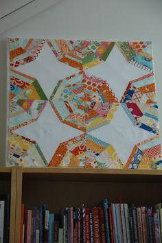 Quilt it: Tutorial spiderweb