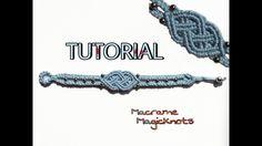 Celtic Macrame Bracelet DIY ♥ Macrame Magic Knots ♥