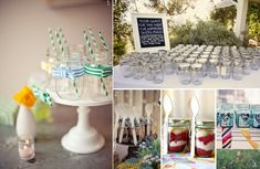vintage wedding decoration ideas - Google Search