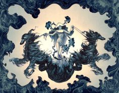 James Jean | RSA / Black Dog