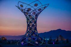 Ilumina: Art Installation by Pablo Gonzalez Vargas – Inspiration Grid | Design Inspiration #art #artinstallation #interactiveart #interactive #sculpture #inspirationgrid