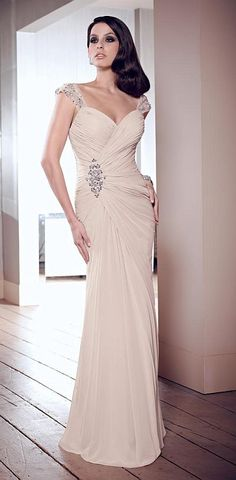 VM Collection 70810 Destination Wedding Dress - French Novelty