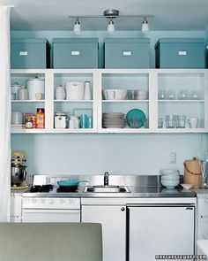 11 Pretty And Unique Ways To Organize Your Kitchen
