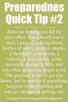 9 Best Disaster Preparedness in the Workplace images in 2014