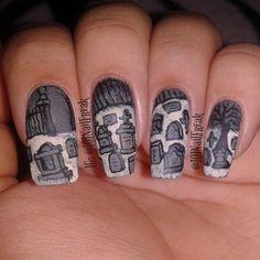 Graveyard Nails
