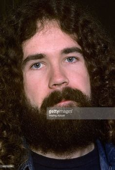 Lead vocalist Brad Delp of the American rock band Boston on November 26, 1977 in Boston, MA.