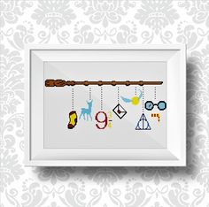 Harry Potter cross stitch pattern/Always/Quidditch/sunglasses/broom/owl Buklja/Dobby/Deathly Hallows Harry Potter Cross Stitch Pattern, Counted Cross Stitch Patterns, Cross Stitches, Birthday Gifts For Best Friend, Best Friend Gifts, Hedwig Owl, Pattern Quotes, Dmc Floss, Pdf Patterns
