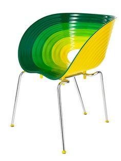 Designers reinterpret Ron Arad's Tom Vac chair - W2 5EZ by Allford Hall Monoghan Morris