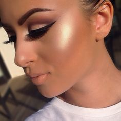 #ShareIG The MORE highlight the better #okdie #glow #dewy #bronze #glamrezy