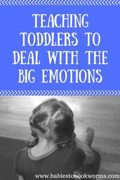 Help kids learn to handle big emotions with a group of characters who give kids a vocabulary to talk about their feelings & the coping skills to deal with them! Gentle Parenting, Parenting Advice, Practical Parenting, Book Activities, Toddler Activities, Feelings Activities, Toddler Learning, Reading Resources, Emotional Development