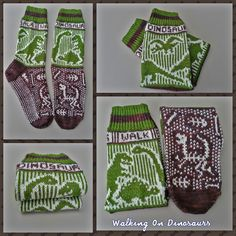 Ravelry: Walking On Dinosaurs by Ingrid Carré