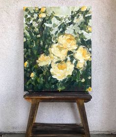 [ 〄 ] 𝚋𝚎𝚝𝚛𝚊𝚢𝚘𝚘𝚗𝚐𝚒 Art Amour, Yellow Roses, Cool Art, Pretty Art, Art Studios, Art Boards, Painting & Drawing, Canvas Art, Art Inspo