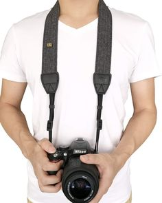 WANBY Leather Camera Camcorder Hand Wrist Strap for Women Men All DSLR Universal SLR Cameras Brown