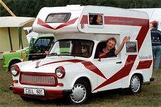 Trabant Camping Car   I came across this nice little Trabant…   Flickr Camping, Recreational Vehicles, Nice, Car, Automobile, Camper Van, Campers, Vehicles, Outdoor Camping