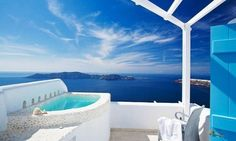 Above Blue Suites | Santorini