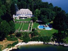 Copper Beech Farm, Greenwich, CT - most expensive home in the USA.