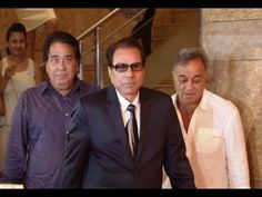 Dharmendra @ Dilip Kumar's Autobiography launch.