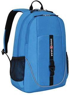 SwissGear Laptop Computer Backpack Neon Blue Fits Most 15 Inch Laptops for sale online Computer Backpack, Laptops For Sale, Neon, Backpacker, Laptop Computers, Backpack Bags, Best Deals, Fitness, Blue