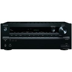 ONKYO TXNR646 72Channel WiFi BluetoothR Receiver ** For more information, visit image link.