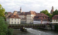 mill area Bamberg Germany