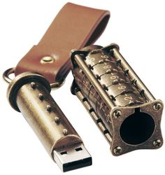 The Cryptex USB Flash Drive