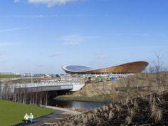 London 2012 Velodrome, London E15, UK - Hopkins Architects #london2012 #sport