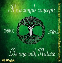 The ancient celts, druids, magicians of long ago knew and understood this well: That innate Intelligence and nature's Intelligence are woven together. This is alchemy and is an understanding of the matrix of life, of which the body is a part=made of the same elements as the earth.