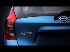 Nuevo Nissan Note - YouTube