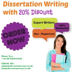 Professional dissertation writing services