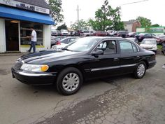 Check out this 2002 Lincoln Continental Luxury Only 85k miles. Guaranteed Credit Approval or the vehicle is free!!! Call us: (203) 730-9296 for an EZ Approval.$7,995.00.