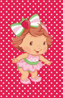 KIT FESTA PRONTA MORANGUINHO BABY GRÁTIS PARA BAIXAR Strawberry Shortcake Cartoon, Strawberry Shortcake Birthday, Strawberry Baby, Baby Clip Art, Baby Drawing, Baby Mickey, Cartoon Images, Anime Chibi, Baby Shower