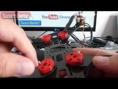 Como Construir un Drone Quadrotor paso a paso