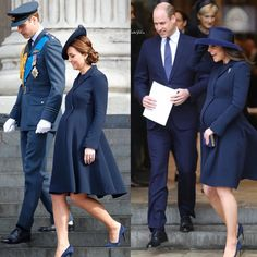 The Duchess brought back the coat she first wore when she was expecting Charlotte in 2015 2015-2018 • • #katemiddleton #duchessofcambridge #princewilliam #dukeofcambridge via ✨ @padgram ✨(http://dl.padgram.com)