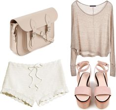 """""""All join the contest Nude colours!!"""" by eva-camper ❤ liked on Polyvore"""